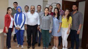 Antakya'da 15 Memura Arapça Kursu