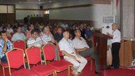 ASM Hekimlerine seminer konusu: