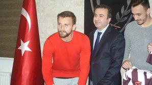 Faruk, Hatayspor'dan Ayrıldı