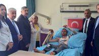 AKP'li  5 Milletvekilinden  Gazi Ziyareti
