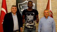 Hamıdou Hatayspor'da  imzayı attı