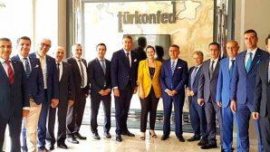 Yönetici Heyeti; TÜSİAD, İTO ve  TÜRKONFED'e ziyaretler gerçekleştirdi.