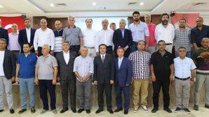 Hatayspor'da yönetici sayısı 15'den 19'a çıktı