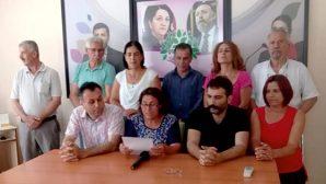 HDP'den Sivas Katliamına Kınama