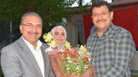 AKP üst yöneticisi  İdris Şahin Hatay'a geldi