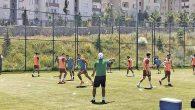 Hatayspor'un ilk özel maçı yarın