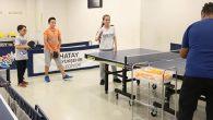 BŞB'de masa tenisi kursu