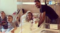 Mesut'un Kız Bebeği  Dünyaya Geldi