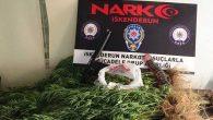 Polisten uyuşturucu tacirlerine darbe …