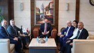 Hatay'ın AKP'li 5 Milletvekilinden ortak ziyaret