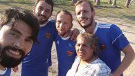 Futbolcuları Songül Uğurladı