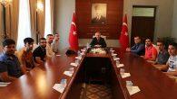 Vali ATA, Türkiye Şampiyonu kulübü kabul etti