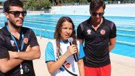 Antakyalı Yüzücü Milli Takım Yolunda