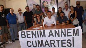 HDP'den Cumartesi Annelerine  müdahaleye  kınama