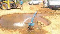 Arsuz'a içme suyu takviyesi