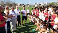 Karaağaçspor'a  5000 Tl Başarı Ödülü