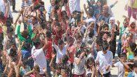 Suriye'deki çocuklara bayram eğlencesi
