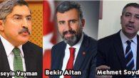 AKP'de Büyükşehir Aday Adayları