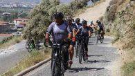 Bisikletliler  Gösterisi