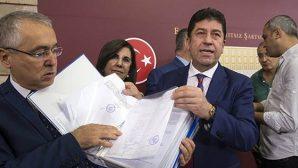 630 delegenin imzası yok sayıldı