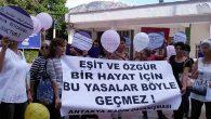 'Haklarımızdan vazgeçmeyeceğiz …'
