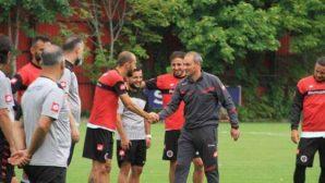 Hatayspor'un Lig'de ilk hafta rakibi
