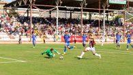 Hatayspor'un Lig'deki ilk golü