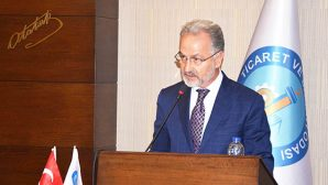 İTSO Başkanı Levent H.Yılmaz: