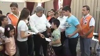 Toplum Gönüllüleri Derneği Hizmeti