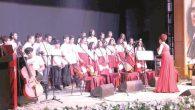 Acapella Gençlik Korosu'ndan duygulandıran konser