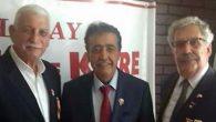 Kıbrıs Gaziler Derneği yeni Başkanı;