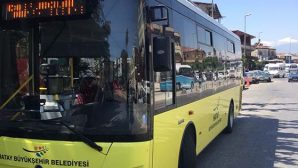 Halk Otobüsleri Bayramda Ücretsiz