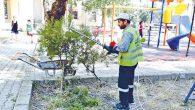 Defne Belediyesi'nden park yenileme  çalışmaları …