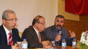 Payas'ta Halk Toplantısı