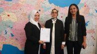 AKP'de Yeni İl Kadın Kolu Başkanı