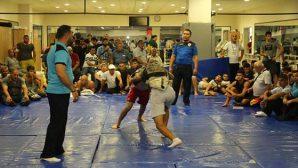 Aba Güreşi Dünya Şampiyonası ilimizde gerçekleştirildi
