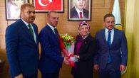 AKP Gn.Bşk.Yrd.  Kandemir Hatay'da