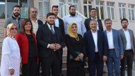Akış'ın ziyareti Antakya Belediyesi'ne