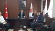 """Başsavcı Ataman'a """"Hoşgeldiniz"""" ziyareti"""
