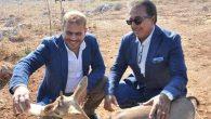 AKP İl Başkanı Güler'in  Hayvan Sevgisi