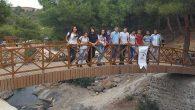 Gençler Doğa Yürüyüşünde