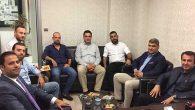 Hatayspor ziyareti HAGİAD'a
