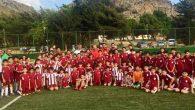 Hatayspor Futbol Okulu sahası değişti