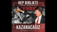 CHP'de Büyükşehir Sloganı: