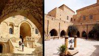 Mardin'deki Manastır'dan