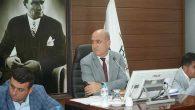 BŞB Meclisi'ni  M.Ömer Dolar yönetti