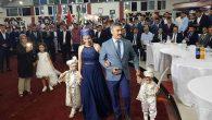 Ülkü Ocakları Başkanı'nın 2 çocuğu sünnet oldu