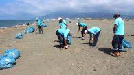 Deniz ve sahil temizliği gerçekleştirildi