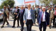 İçişleri Bakanı Süleyman Soylu, dün ilimizdeydi