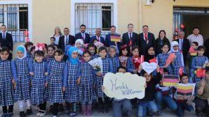 Hatay'da 60.384 Suriyeli Öğrenci